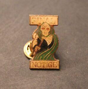 Final Notige - Teschio simbolo della morte