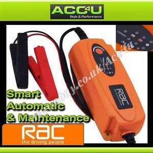rac smart battery charger instructions