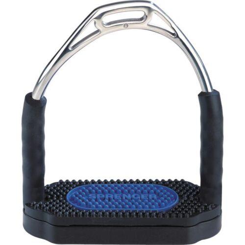 /%/% SPRENGER Bow Balance Steigbügel Sicherheitsbügel Paar 11cm und 12cm /%/%
