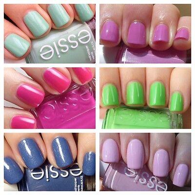 Essie Nail Polish and Glitters Nail Varnish Cheap Cheap Cheap!!! ***FREE P&P**