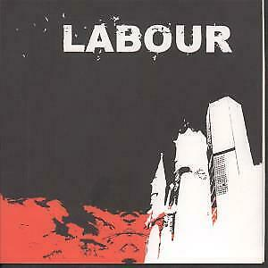 LABOUR S/T 7 INCH VINYL Sweden Dead Eye 7 Track Promo With Fold Over Sleeve