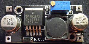 LM2596 DCDC Adjustable Voltage regulator Power Supply Step Down 15V 35V - <span itemprop=availableAtOrFrom>Bradford, United Kingdom</span> - LM2596 DCDC Adjustable Voltage regulator Power Supply Step Down 15V 35V - Bradford, United Kingdom