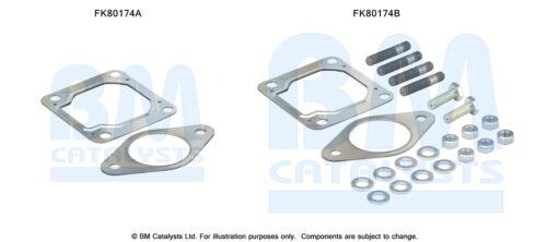 FITTIING KIT FK80174B FOR CATALYTIC CONVERTER TYPE APPROVED  BM80174H