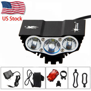 12000Lm-3x-XM-T6-SolarStorm-LED-Front-Bicycle-Lamp-Bike-Light-Headlight-HeadLamp