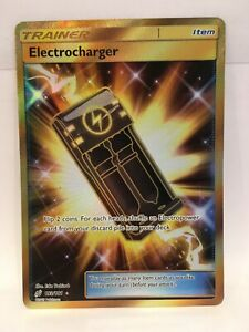 Electrocharger-193-181-Complet-Art-Holo-Pokemon-TCG-Soleil-amp-Lune-Equipe-Up