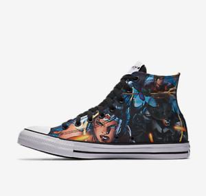 1f2612de748e Converse Chuck Taylor ALL STAR Shoes Justice League DC Comics Batman ...