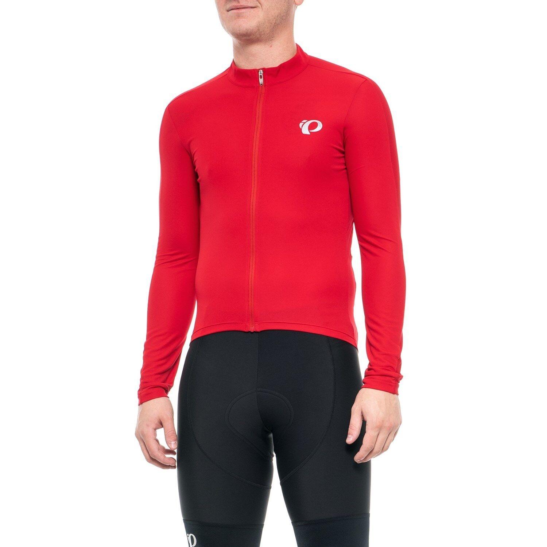 Pearl Izumi Men's Medium Select Pursuit Long Sleeve Cycling Jersey