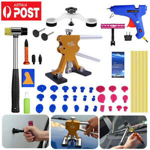 Paintless-Hail-Removal-Dent-Lifter-Puller-PDR-Tool-Glue-Gun-Auto-Body-Repair-Kit