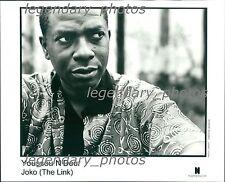 Youssou N'Dour Joko (The Link) Nonesuch Original Press Photo