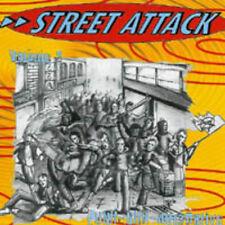 STREET ATTACK VOL.3 Punk Ska Hardcore  Sampler CD (2002 Noisegate) Neu!