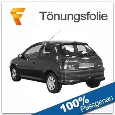 Passgenaue Tönungsfolie Peugeot 107 5-Türer