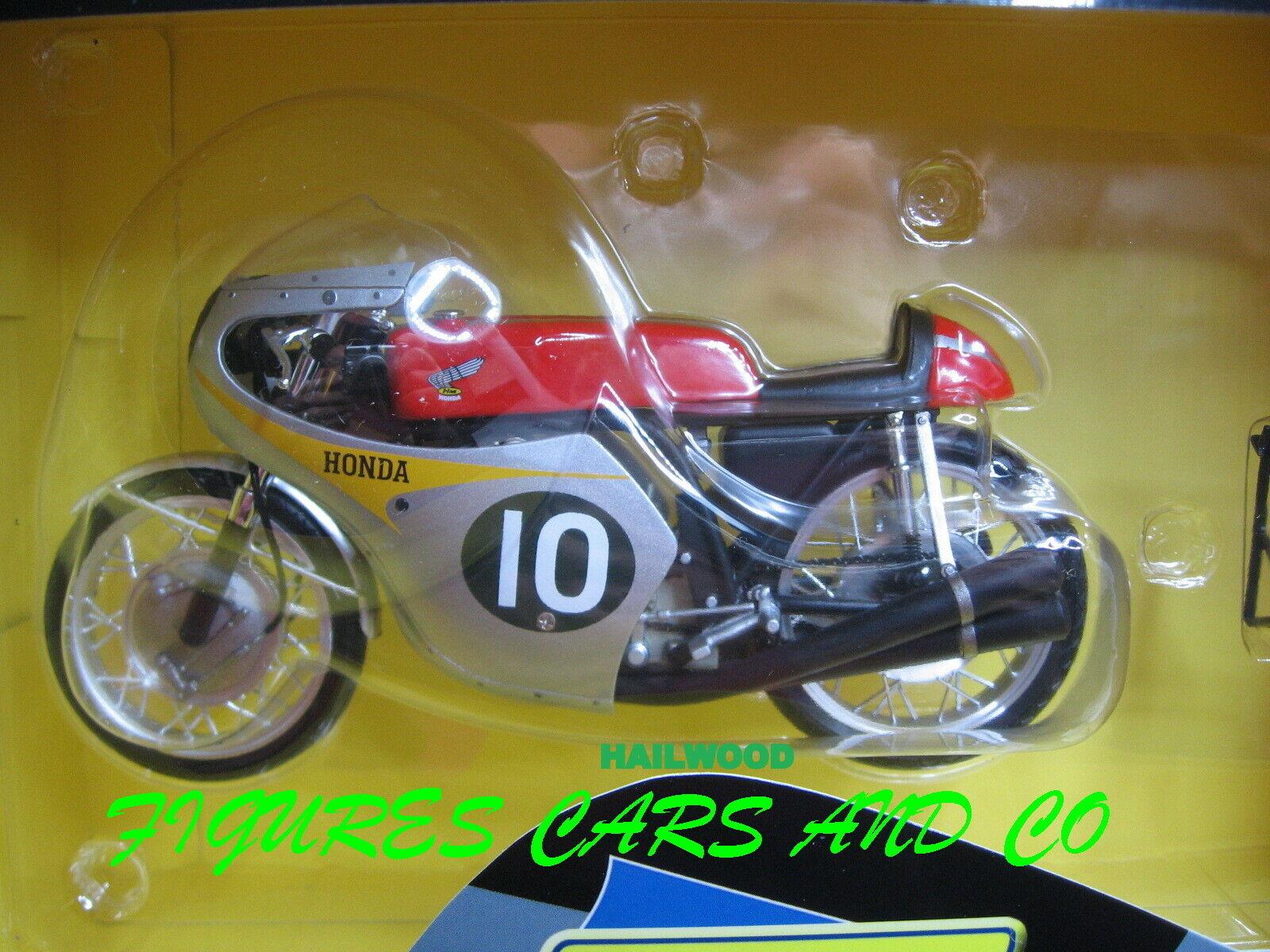 MOTO GP   1 12 HONDA RC 162  MIKE HAILWOOD 1961  IXO