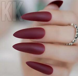 17-design-falsle-fake-nails-long-point-airbrushed-full-nail-with-glue-sticker-uk