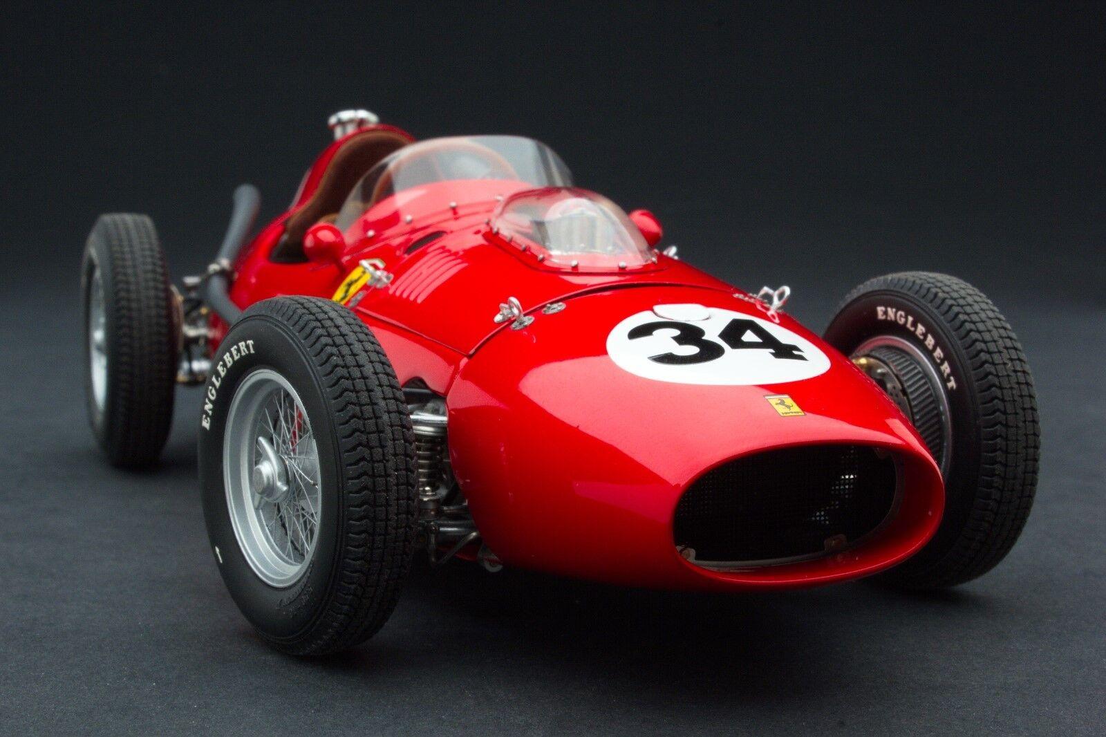 compras online de deportes Exoto XS 1 18   1958 Ferrari Dino Dino Dino 246 F1 Gp de Monaco   Luigi Musso    GPC97215  descuentos y mas