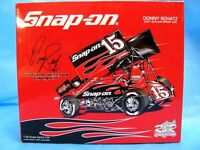 2007 Donny Schatz 1:25 Scale Snap-on Diecast Sprint Car In Box 1 Of 3504