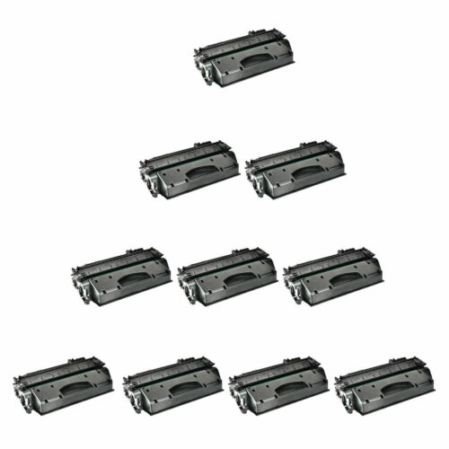 10 PK CRG119 Black Toner Replacement for Canon 119 ImageClass MF5950dw MF5960dn