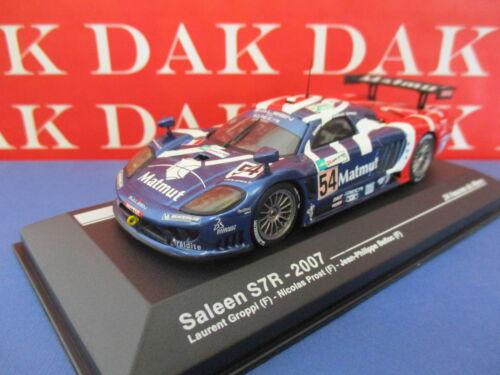 Die cast 1//43 Modellino Auto Saleen S7R 24H Le Mans 2007