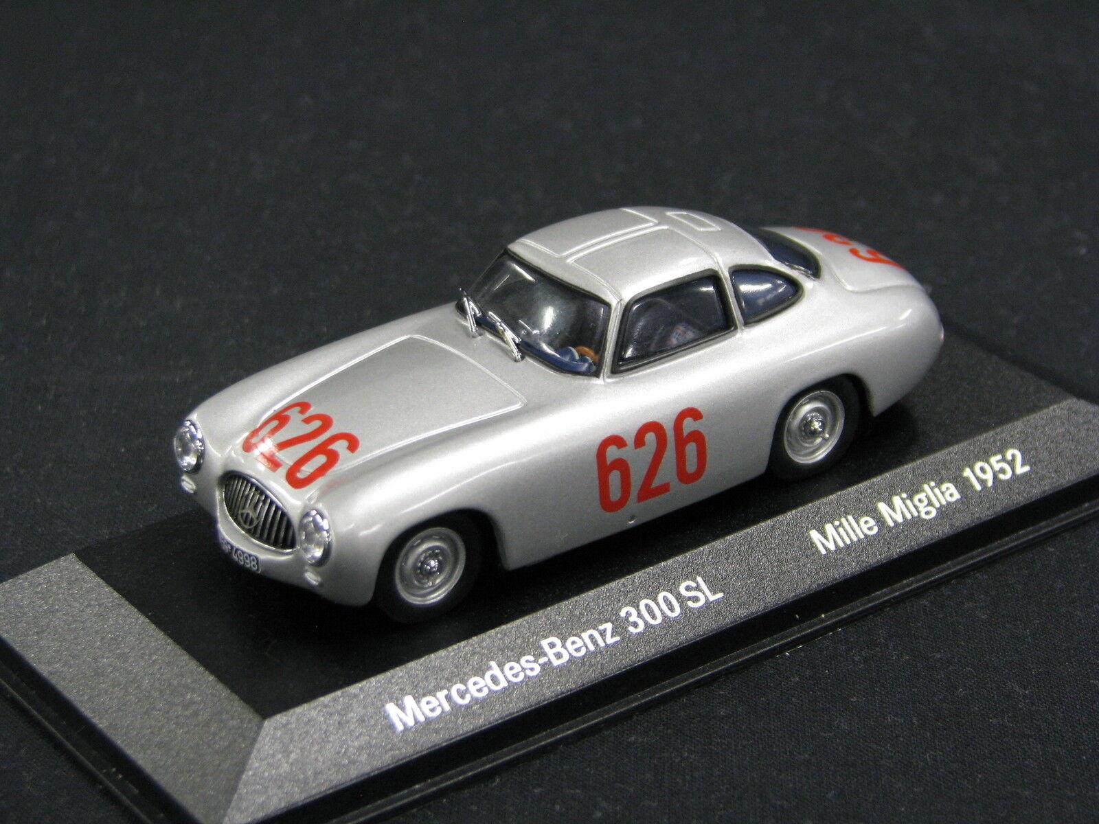 Minichamps Mercedes-Benz 300 SL 1952 1 43  626 Lang   Grupp (JS)