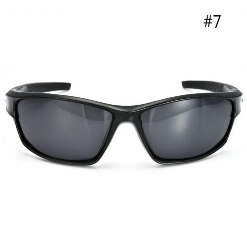 DUBERY Men Women Sport Polarized Sunglasses Outdoor Travel Goggles Glasses New