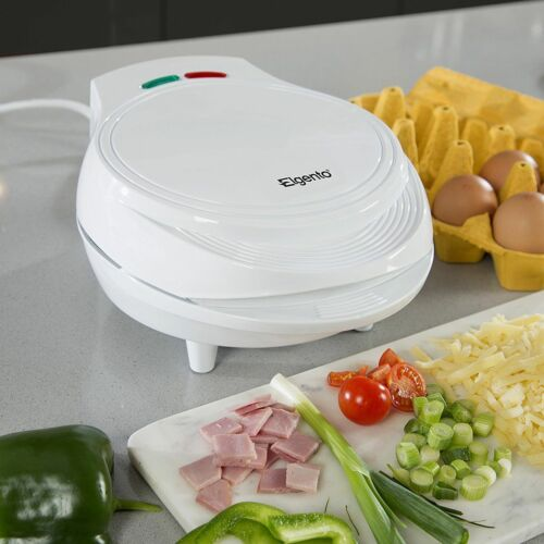 Electric Omelette Maker Non Stick Egg Frying Pan/Machine Quick Breakfast Cooker 8954362011292