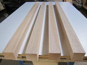 Leisten Vierkant 4-seitig gehobelt 30 Eichenleisten Eiche 23x23x630mm €2,06//m