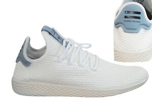 d85c4a0fd09c Image is loading Adidas-Originals-Pharrell-Williams-Tennis-HU-Mens-Trainers-