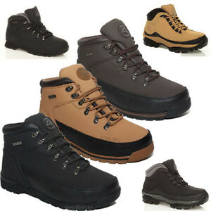 MENS-GROUNDWORK-SAFETY-LACE-UP-BOOTS-TRAINERS-STEEL-TOE-CAP-ANKLE-WORK-SHOES