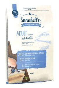 Sanabelle Adulte Truite 10 Kg