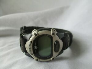 Timex Expedition Indiglo Water Resistant Digital Wristwatch WORKING!