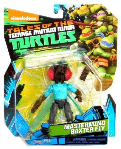 MASTERMIND BAXTER FLY tmnt NICKELODEON teenage mutant ninja turtles NEW