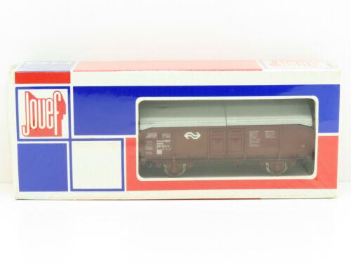 6802 ECHELLE H0 1//87 JOUEF WAGON TOMBEREAU A TOIT COULISSANT DE LA NS REF