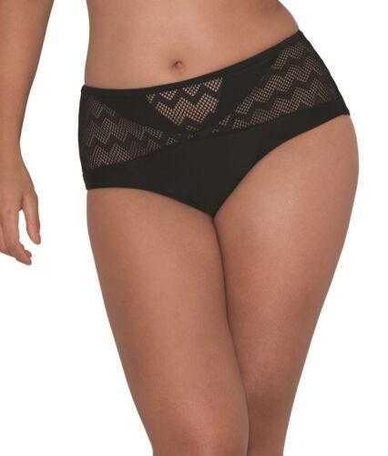 Curvy Kate CS4165 Hi Voltage Bikini Pant in Black