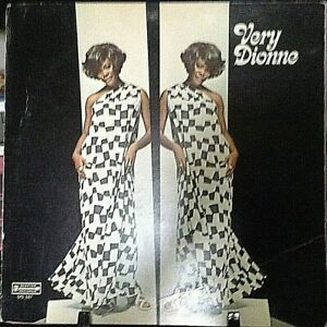 DIONNE-WARWICK-Very-Dionne-Released-1970-Vinyl-Record-Collection-US-pressed