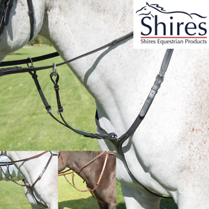 Shires Avignon 3 Point Breastplate With Martingale