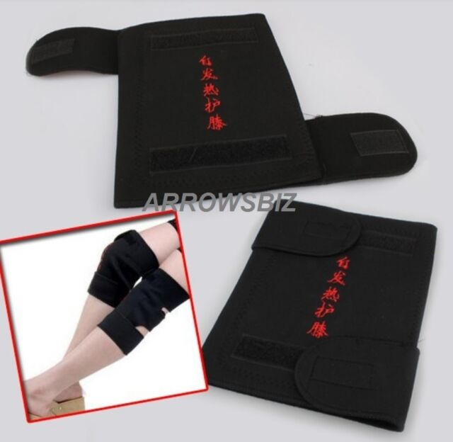 Self Heating Magnetic Therapy Tourmaline Neck Wrist Elbow Knee Ankle Belt Insole