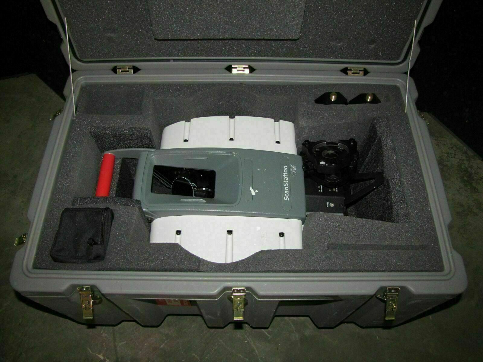 Leica Geosystems HDS3000 3D Laser Scanner HDS 3600 ScanStation  (#2645) /(#3082)
