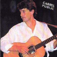 Francis Cabrel Cabrel Public CD