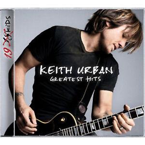 Keith-Urban-Keith-Urban-Greatest-hits-Very-Good-Audio-CD
