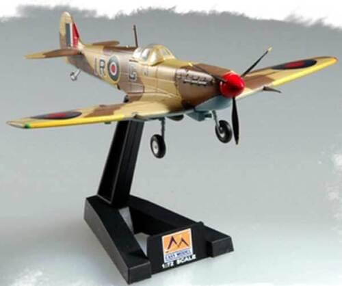 soporte V//Mintrop RAF 224th Wing 1943 listo modelo 1:72 Easy Model Spitfire Mk