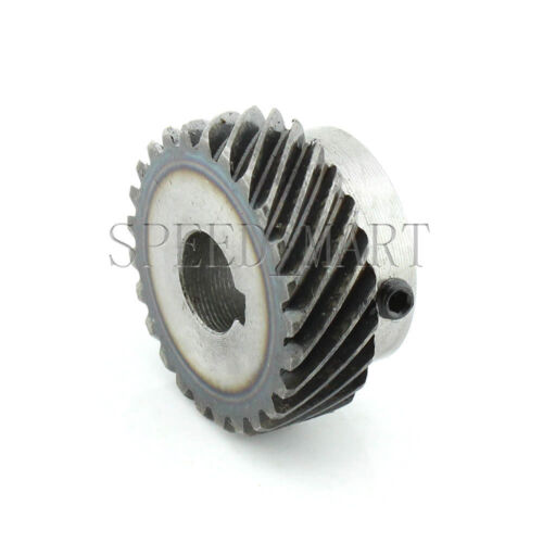1M-25T Module Metal Spiral Bevel Wheel Motor Gear 90° Gearing 25 Tooth 10mm Bore