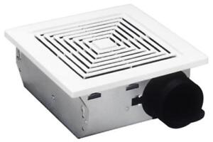 Broan-688-Ceiling-and-Wall-Mount-Fan-50-CFM-4-0-Sones-White-Plastic-Grille