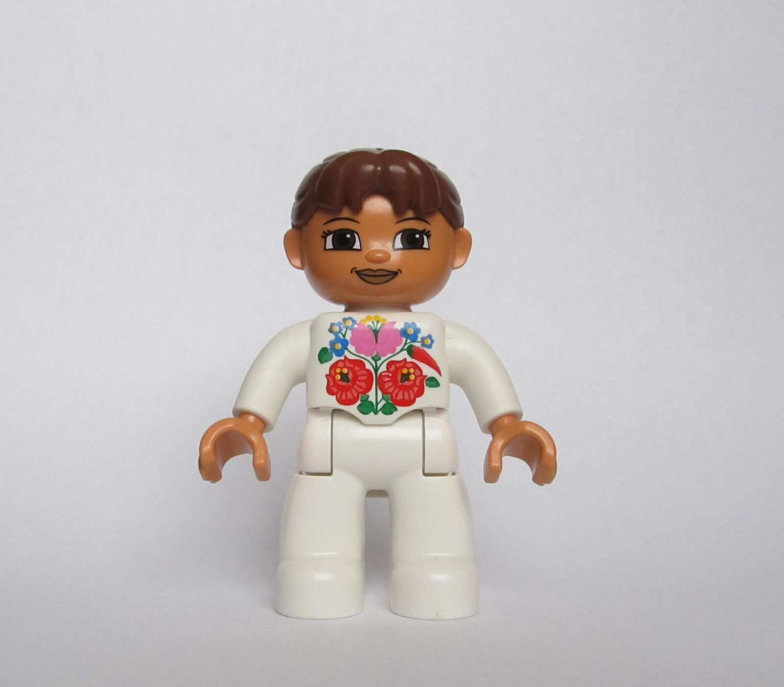 Lego Duplo Figure Exclusive Employee factory Gift Figure Rare