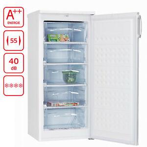 Gefrierschrank Amica A++  GS15406W 140 Liter  weiß 125 cm Eiswürfelbehälter