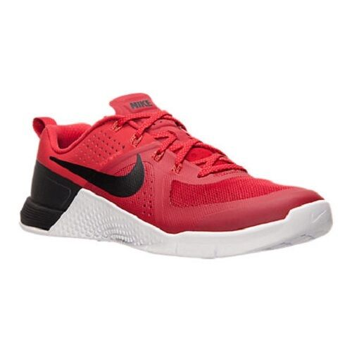 Nike Metcon 1 Men's US Size 13 Training Shoe Gym Red Black White 704688-616