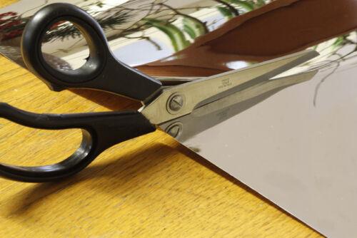 Miroir Carte A4 Polyester Feuille Cristal Clair IMAGE Coupe avec des ciseaux