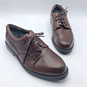 Bush Leather Nunn Shoe 83764 Lace Men Brown Up 51 Oxford ZPkiXu