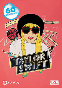 TAYLOR-SWIFT-COLLECTION-SUNFLY-KARAOKE-DVD-60-HIT-SONGS