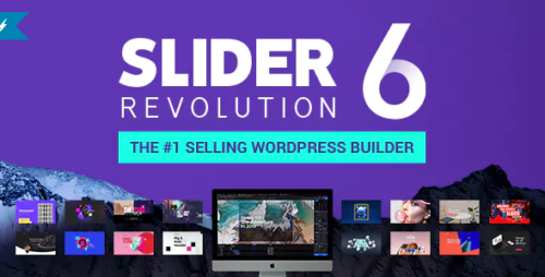 Slider Revolution Responsive WordPress Plugin - Latest Version v6.1.0 2