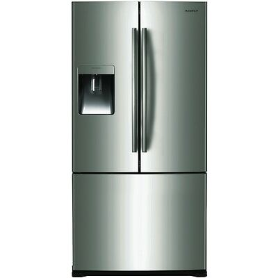 NEW Samsung SRF533DLS 533L French Door Refrigerator