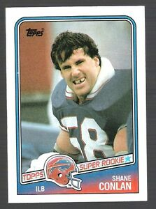 26-SHANE-CONLAN-FOOTBALL-CARDS-INCLUDES-HIS-ROOKIE-CARD